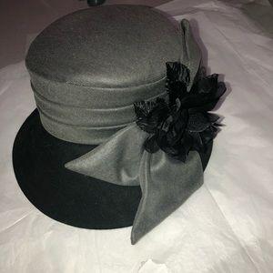 Whittall and shon wool women's Sunday hat